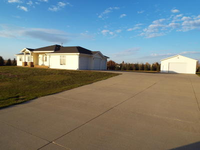 Bismarck Single Family Home For Sale: 7520 Cortland Crossing