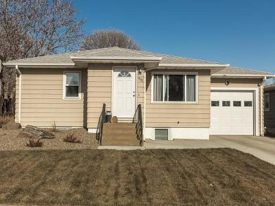 Bismarck Single Family Home For Sale: 409 N 24th Street