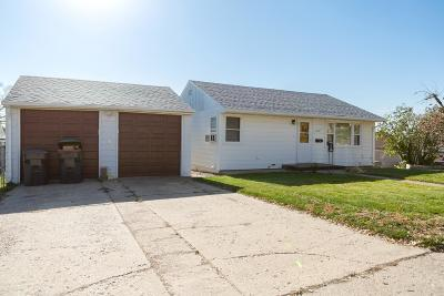 Mandan Single Family Home For Sale: 1207 2nd Street NE