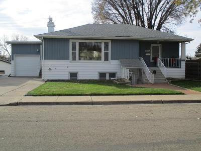 Bismarck Single Family Home For Sale: 949 Riverview Ave