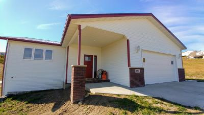Mandan Single Family Home For Sale: 2915 Hillside Road Nw Road NW