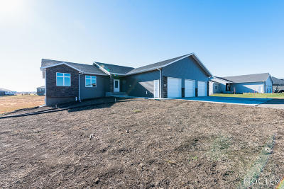 Bismarck Single Family Home For Sale: 817 Parker Ranch Road