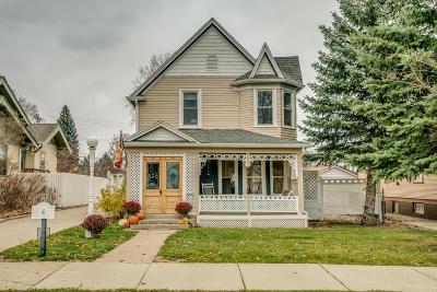Mandan Single Family Home For Sale: 406 6th Avenue NW