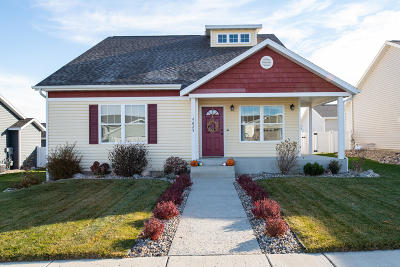 Bismarck Single Family Home For Sale: 4825 Souris Street