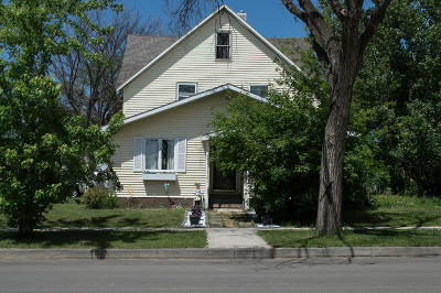 Garrison Single Family Home For Sale: 101 Central Avenue W