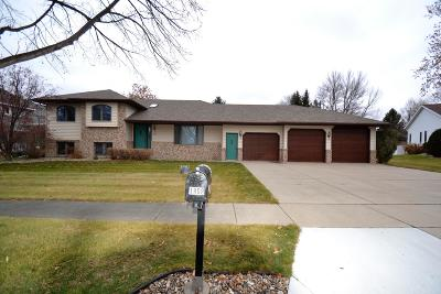 Bismarck Single Family Home For Sale: 1808 Montego Drive
