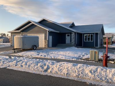 Bismarck Single Family Home For Sale: 3834 Leighton Drive