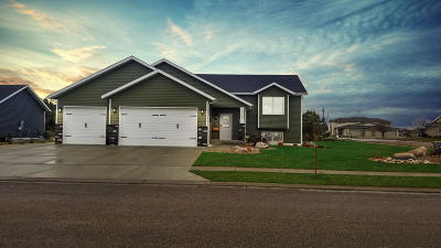 Bismarck Single Family Home For Sale: 3700 Meridian Drive
