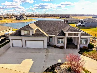 Mandan Single Family Home For Sale: 4601 Borden Harbor Drive SE