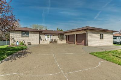 Mandan Single Family Home For Sale: 711 8th Avenue NE