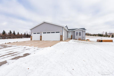 Bismarck Single Family Home For Sale: 7401 Keystone Drive