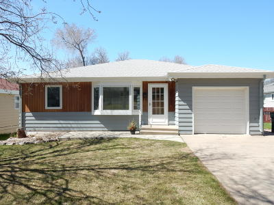Bismarck Single Family Home For Sale: 1220 17th Street