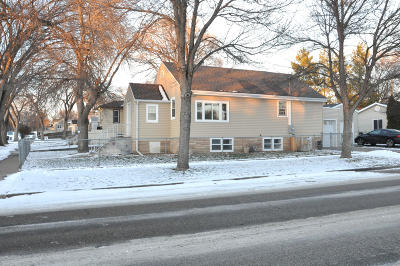 Bismarck Single Family Home For Sale: 701 15th Street N
