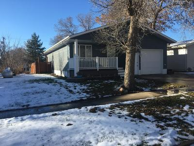 Hazen Single Family Home For Sale: 409 2nd Avenue NW