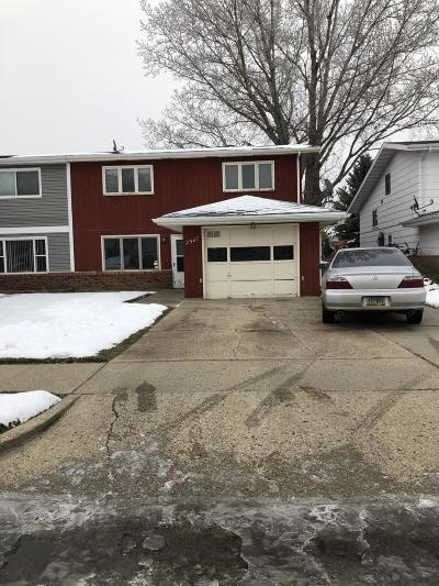 Bismarck Condo/Townhouse For Sale: 2507 7th Street