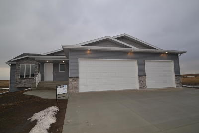 Bismarck Single Family Home For Sale: 4708 Kites Lane
