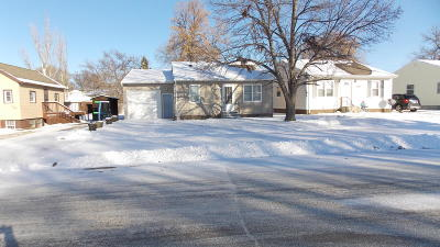 Bismarck Single Family Home For Sale: 1300 W Ave A W