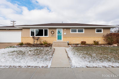 Bismarck Single Family Home For Sale: 104 Capital Avenue