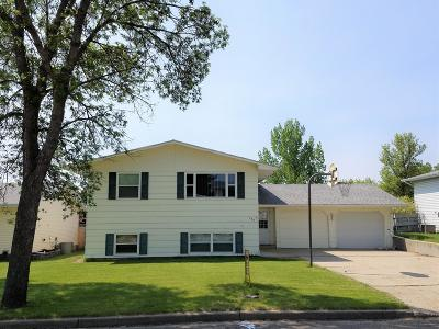 Beulah Single Family Home For Sale: 207 10th St NE