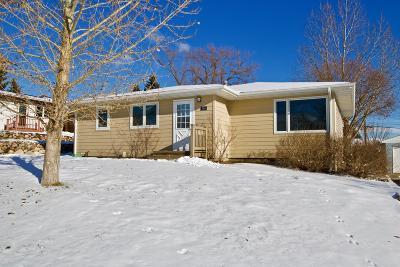 Mandan Single Family Home For Sale: 806 Tower Place NE