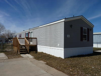 Bismarck ND Single Family Home For Sale: $44,500