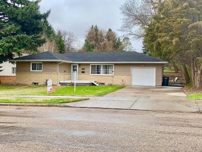 Bismarck Single Family Home For Sale: 1240 W Coulee Road