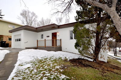 Bismarck Single Family Home For Sale: 921 Anderson Street