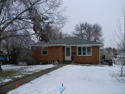 Mandan Single Family Home For Sale: 806 2nd Avenue NW