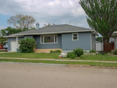Bismarck Single Family Home For Sale: 1045 N 28th Street