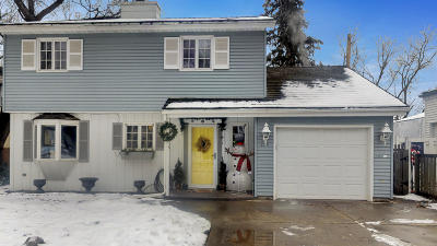Bismarck Single Family Home For Sale: 225 B W