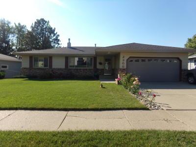 Bismarck Single Family Home For Sale: 2300 Boulevard Avenue E