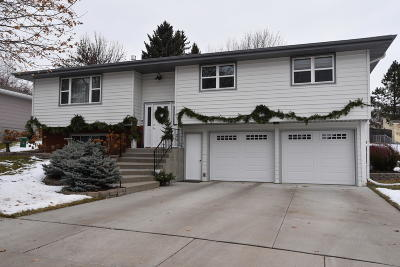Bismarck Single Family Home For Sale: 2507 Springfield Street