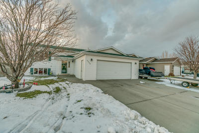 Bismarck Single Family Home For Sale: 2508 Berkshire Drive