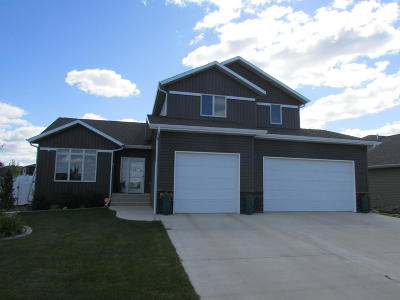 Bismarck Single Family Home For Sale: 4201 High Creek Road