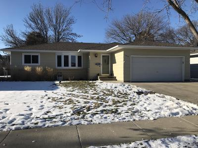 Bismarck Single Family Home For Sale: 1514 20th Street