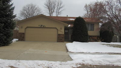 Bismarck Single Family Home For Sale: 1607 Portland Drive