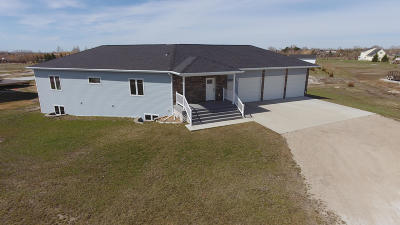 Bismarck Single Family Home For Sale: 900 Schick Drive
