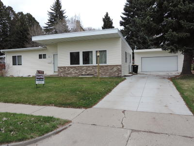 Bismarck Single Family Home For Sale: 817 Crescent Lane