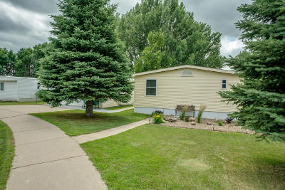 Mandan Mobile/Manufactured For Sale: 4503 Columbus Court