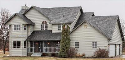 Bismarck Single Family Home For Sale: 9055 Oak Drive