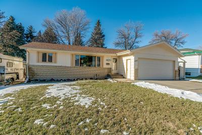 Bismarck Single Family Home For Sale: 1328 22nd Street NE