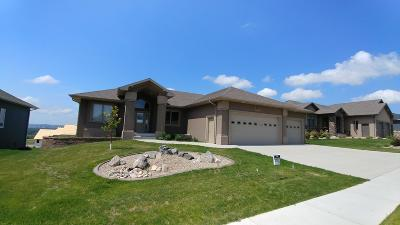 Bismarck Single Family Home For Sale: 3724 Clairmont Road