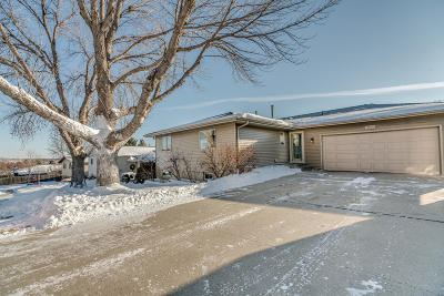 Bismarck Single Family Home For Sale: 3205 Bitteroot Avenue