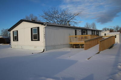 Bismarck Single Family Home For Sale: 1645 Pennsylvania Avenue