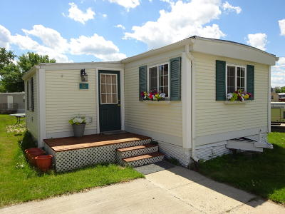 Bismarck Single Family Home For Sale: 614 Sweet Ave Lot 50