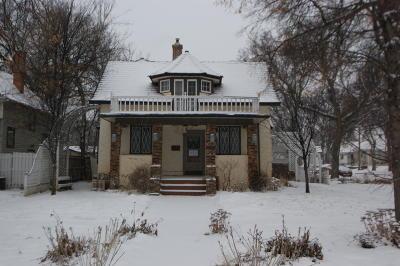 Bismarck Single Family Home For Sale: 722 Mandan Street N