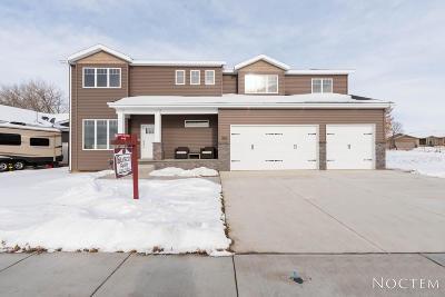 Bismarck Single Family Home For Sale: 500 Live Oak Lane