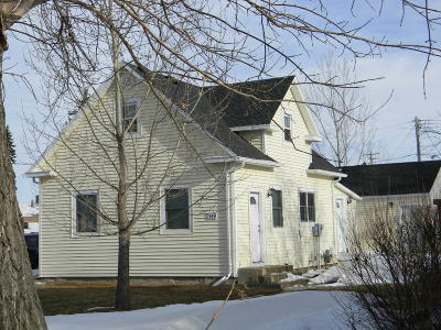 New Salem Single Family Home For Sale: 319 3rd Street N