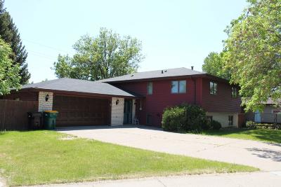 Bismarck Single Family Home For Sale: 2953 Vancouver Lane