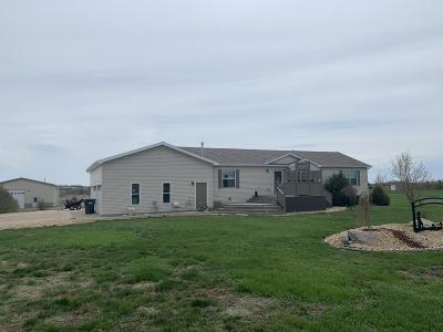 Bismarck Single Family Home For Sale: 7801 Viking Drive